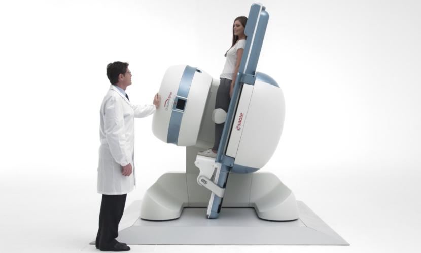 エサオテ Gscan 立位型MRI